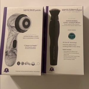 SonicBlend beauty accessories (bundle or separate)